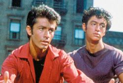 an analysis of west side story by jerome robbins West side story took broadway by storm in 1957, when it ushered in a new era in  musical theater jerome robbins had the idea to update romeo and juliet,.